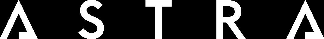 logo ASTRA белый